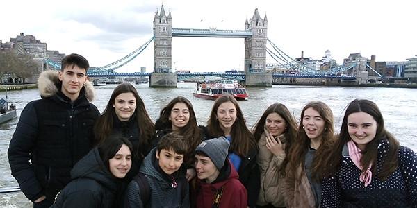 Londresen trukaketan